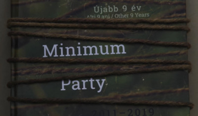 Online Minimum Party               albumbemutató